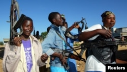 2003年5月17日剛果民主共和國兒童兵