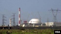 Amerika akan menerapkan sanksi baru setelah laporan IAEA tentang kegiatan nuklir Iran (foto: dok).