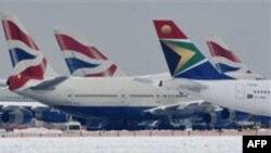 Avropa aeroportlarının fəaliyyətinin tam bərpası ən azı əlavə bir gün ala bilər
