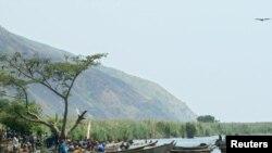 Libreville: le marché du poisson est très sollicité