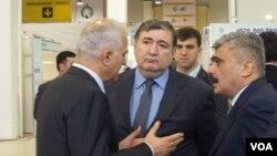 Fazil Məmmədov, Samir Şərifov, Şahin Mustafayev
