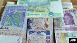 Le CFA utilisé comme monnaie unique dans huit pays de l'Afrique de l'Ouest et émise par la BCEAO.