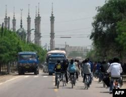 甘肃其它地方的清真寺
