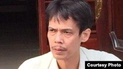Nhà báo Phạm Chí Dũng.