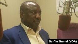 Gwamnan Jihar Neja Abubakar Sani Bello