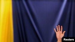 """El presidente interino, Juan Guaidó, votó a mano alzada en favor de declarar nula la operación y, posteriormente, aseguró que con esta acción buscan la """"protección del activo""""."""