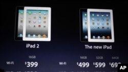 San Francisco, Yeni Apple iPad Tanıtımı