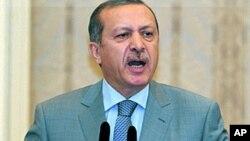 ο τούρκος Πρωθυπουργός Ρετζέπ Ταγίπ Ερντογάν