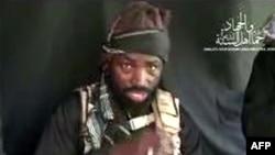 Abubakar Shekau, líder do Boko Haram.
