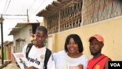 """""""Kanguimbo Ananaz"""", um livro sobre as atribulações das zungueiras de Luanda"""
