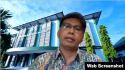 Rektor UIN Walisongo Semarang, Prof. Imam Taufiq, mengatakan faktor pemahaman keagamaan pun harus diubah. (Foto: Tangkapan layar)