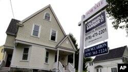 Giá nhà đất trên khắp nước Mỹ đã tăng trở lại những mức cao nhất như trước cuộc khủng hoảng năm 2008.