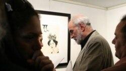 برپایی نمایشگاهی در لس آنجلس به مناسبت سالروز درگذشت معصومه سیحون