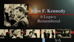 John F. Kennedy: A Legacy Remembered