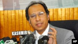 وفاقی وزیر خزانہ حفیظ شیخ