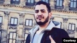 امیرحسین مرادی از بازداشت شدگان اعتراضات آبان ۹۸ - آرشیو