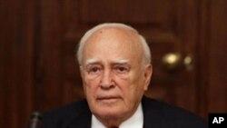 Tổng thống Hy Lạp Karolos Papoulias