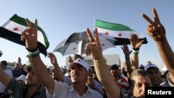 yria support protest
