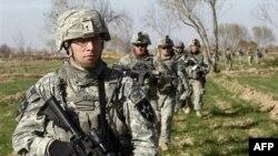 Američke snage u Avganistanu