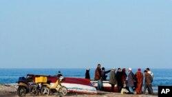 تیونس:ہزاروں افراد یورپ داخل ہونے کی کوشش میں