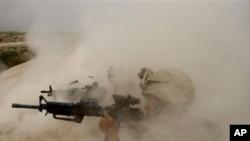 افغانستان میں برطانوی فوجی ہلاک