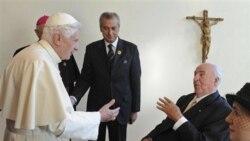 پاپ در پايان ديدار خود از آلمان نياز به اصلاحات در کليسای کاتوليک را رد کرد