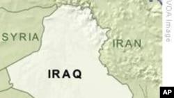 伊拉克星期一发生多起炸弹袭击