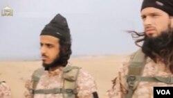Mayakan ISIS.