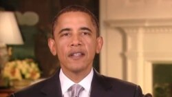 President Obama speaks in support of the It Gets Better Project