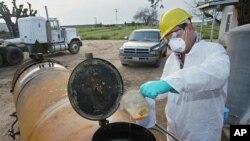 Menurut Program Lingkungan PBB, pengelolaan bahan-bahan kimia yang buruk mengakibatkan kerugian ekonomi (Foto: dok).