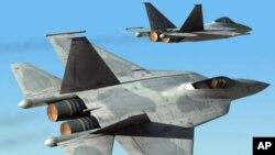 Tasarım aşamasındaki Rus savaş uçakları
