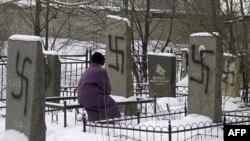 Еврейское кладбище в Санкт-Петербурге