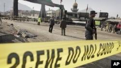 Афганистан. После терракта