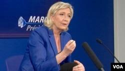 Marine Le Pen, umunyepolitike mu gihugu c'Ubufaransa