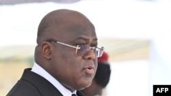 Felix Tshisekedi, guddoomiyaha Midowga Africa, ahna madaxweynaha DRC