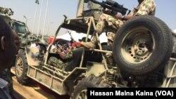Mortar yaki a Hamada