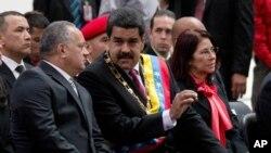 Nicolás Maduro realizó las declaraciones contra el primer ministro francés Manuel Valls, durante una ceremonia solemne por el 185 aniversario de la muerte del prócer independentista Simón Bolívar.