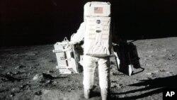 Desde la hazaña de Armstrong y Aldrin, sólo diez hombres han pisado la Luna.