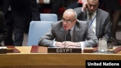 아므르 압델라티프 아부라타 이집트 유엔대사.