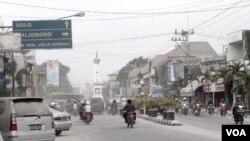 Ekonomi Yogyakarta diharapkan segera bergerak kembali.