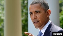 Tổng thống Obama nói vụ tấn công bằng vũ khí hóa học ở Syria là 'một mối đe dọa nghiêm trọng' cho an ninh của nước Mỹ