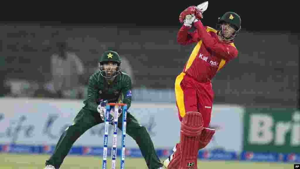 Pakistan Cricket Zimbabwe