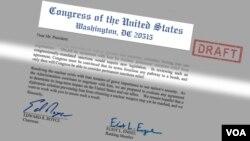 Bức thư của các Đại biểu Quốc hội gửi Tổng thống Obama về vấn đề thương thảo với Iran