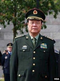 中共中央前军委副主席郭伯雄上将