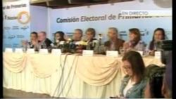 2012-02-13 粵語新聞: 委內瑞拉反對派選出候選人挑戰查韋斯