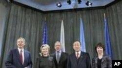 Proche-Orient : Le Quartette international souhaite l'émergence d'un Etat palestinien dans un délai de 24 mois