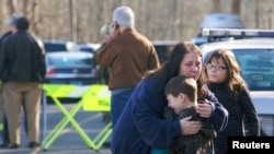 Deadly Elementary School Shooting in Connecticut