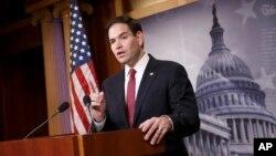 El senador Marco Rubio se ha convertido en el presidente de la subcomisión de Relaciones Exteriores sobre el Hemisferio Occidental del Senado.