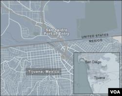 Пограничный переход Сан-Исидро
