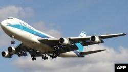 Un 747 de la aerolínea israelí El Al aterrizó en Tel Aviv sin contratiempos luego de recibirse una amenaza de bomba.